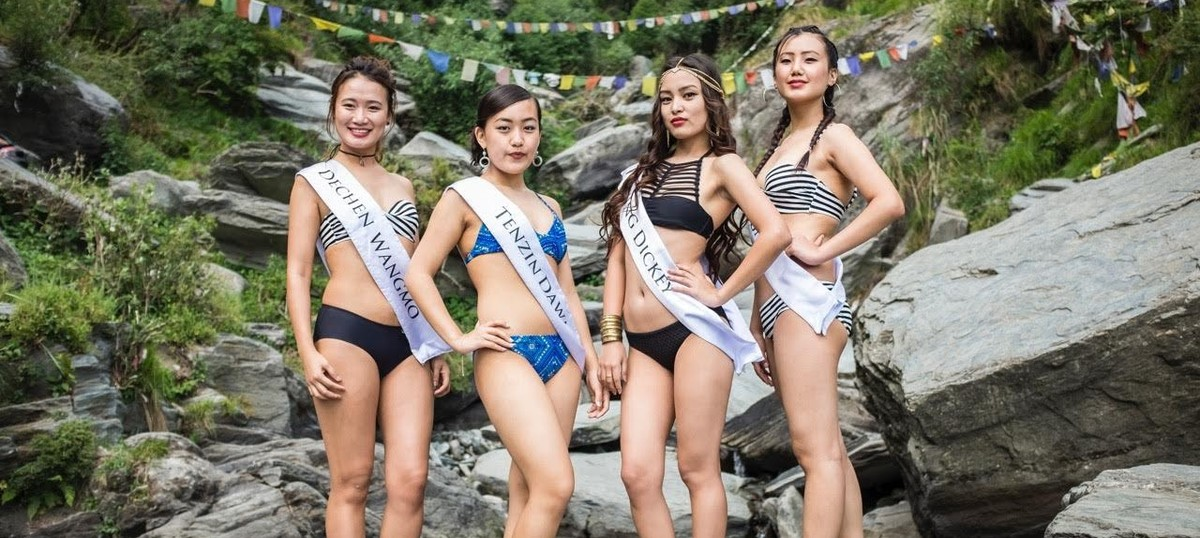War of words: Why Miss Tibet is being trolled by traditionalists