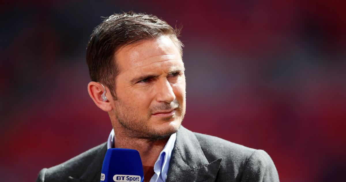 Frank Lampard's talk about 'hard work' can't hide football's black under-representation problem