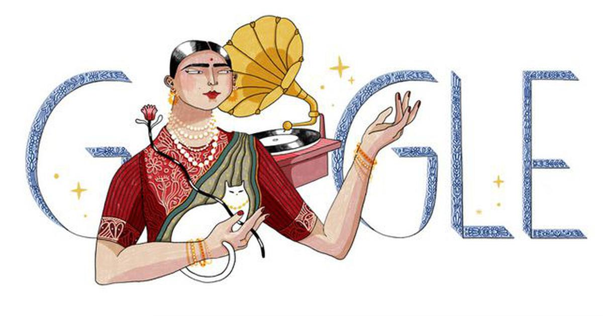 Who Is Gauhar Jaan Today S Google Doodle Celebrates 20th Century