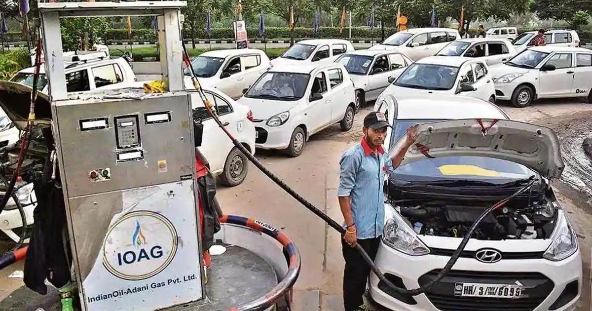 CNG and piped cooking gas prices increase in Delhi, LPG to become marginally costlier