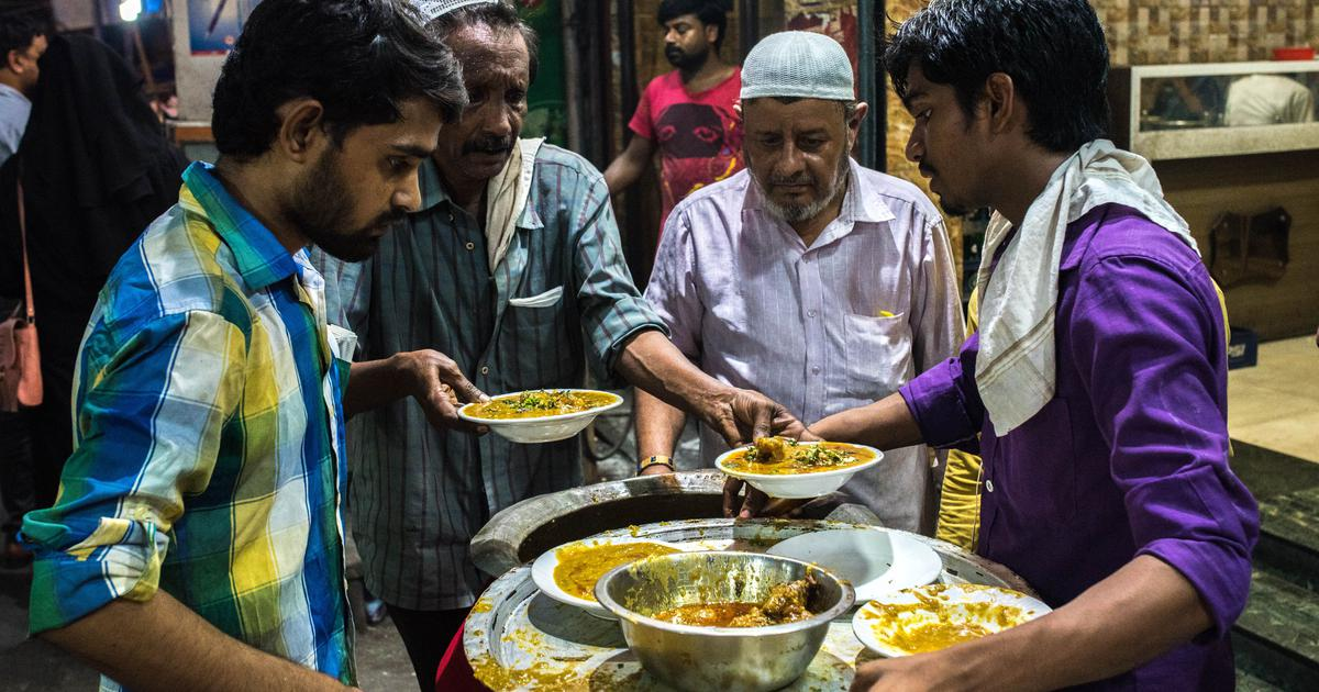 In Kolkata, haleem is bringing together communities during Ramzan