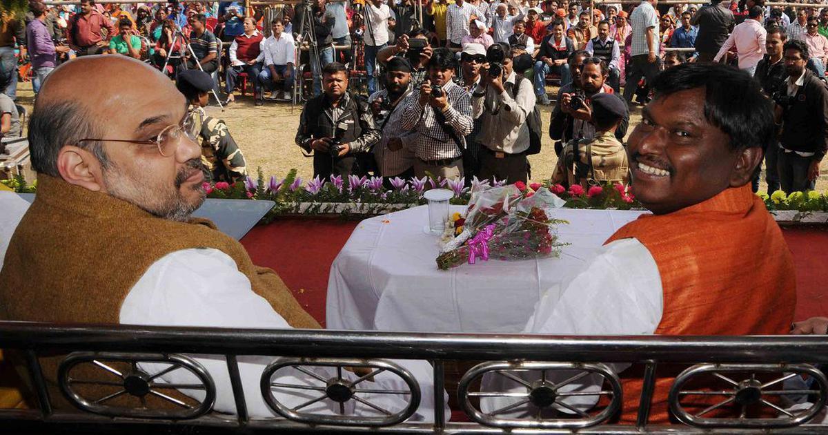 अर्जुन मुंडा भाजपा के लिए अचानक इतने महत्वपूर्ण क्यों हो गए हैं?