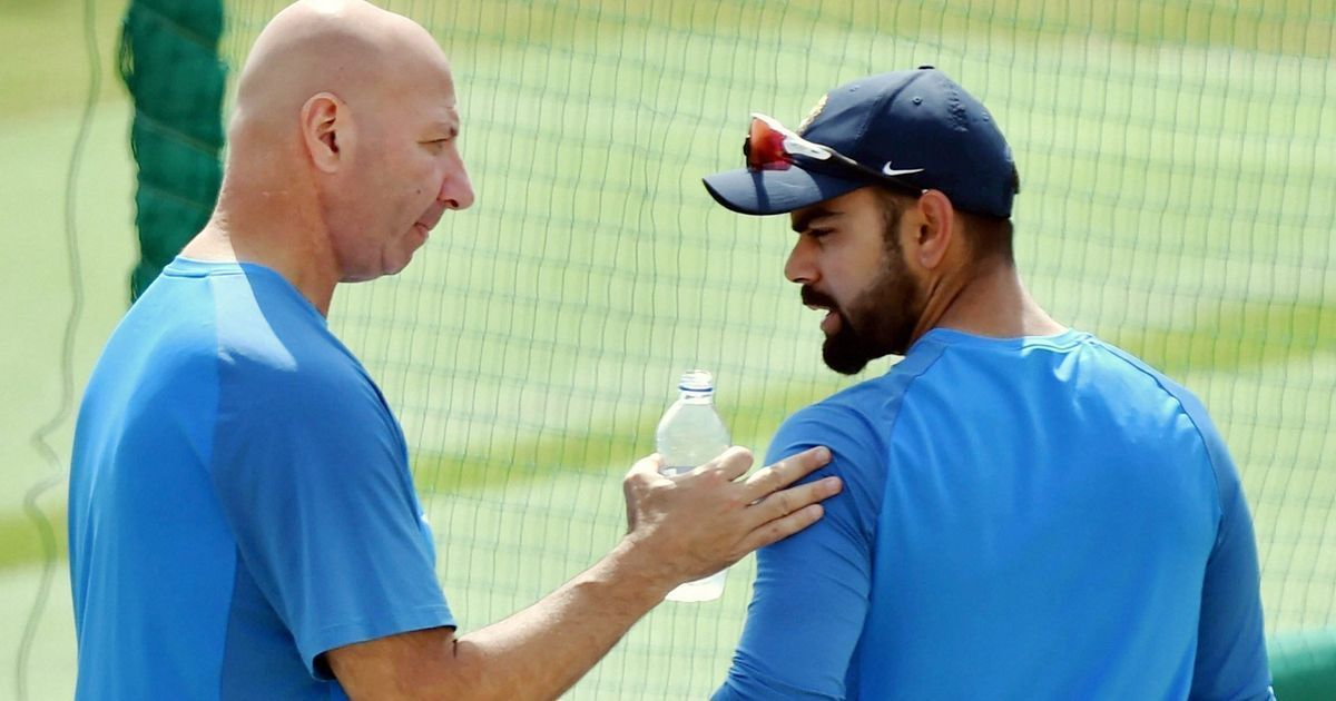 World Cup: Kohli confirms departure of Indian cricket team's fitness trainer Basu, physio Farhart