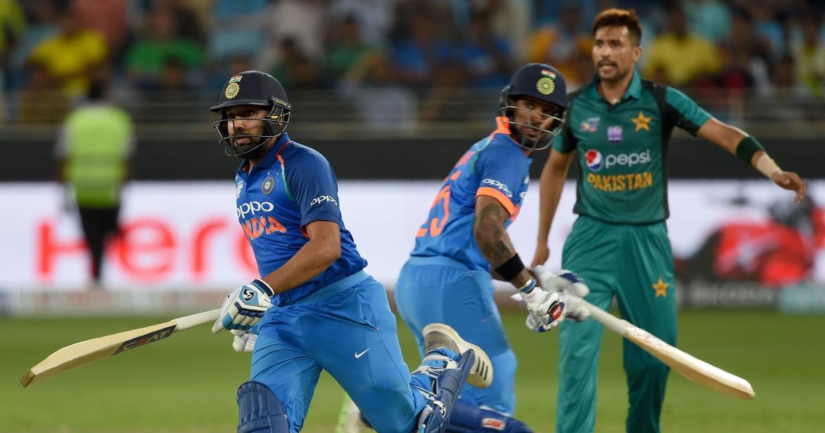 Asia Cup, Super Four, India v Pakistan as it happened: Rohit, Dhawan steer India to 9-wicket win
