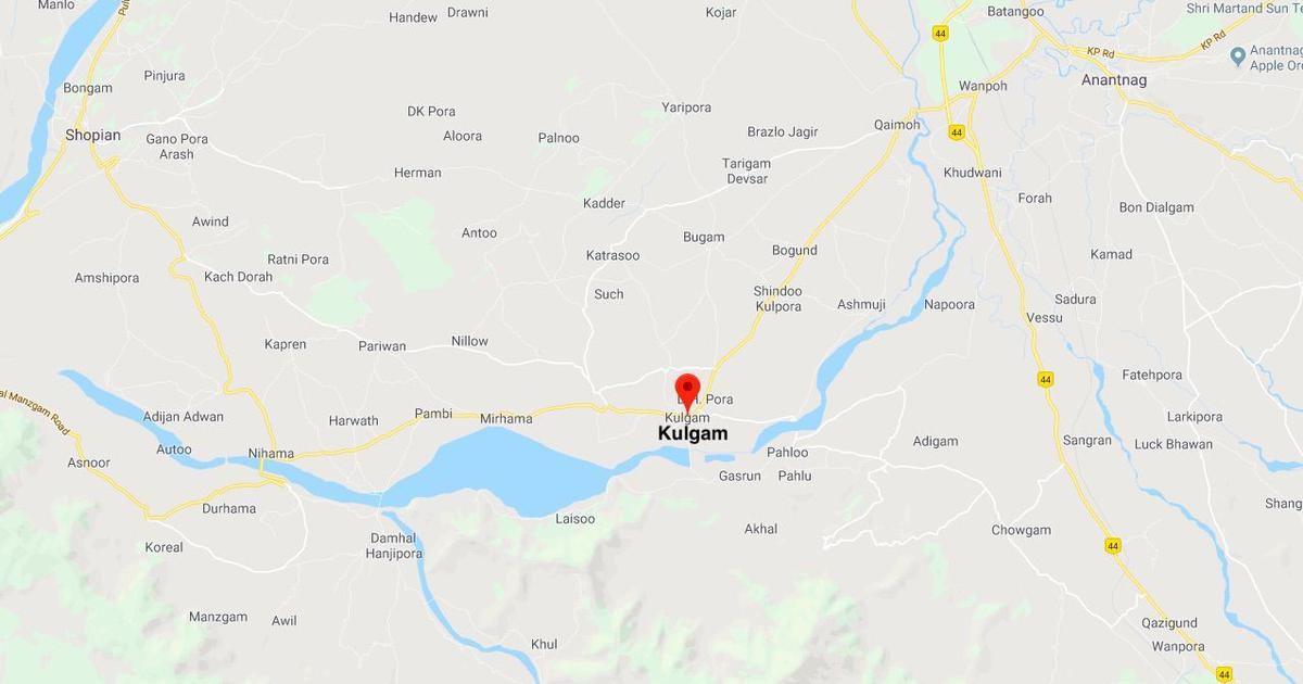Jammu and Kashmir: Four militants killed in encounter with security forces in Kulgam