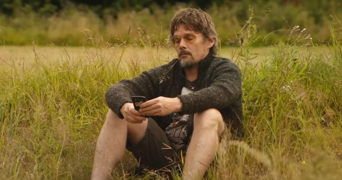 'Juliet, Naked' trailer: Ethan Hawke, Chris O'Dowd and Rose Byrne star in this love triangle