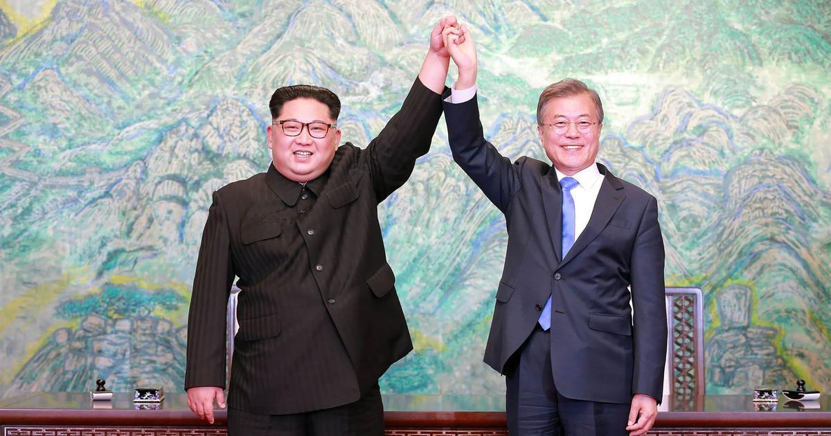 उत्तर कोरिया और दक्षिण कोरिया युद्ध के दौरान बिछड़ गए परिवारों को मिलाने पर सहमत हुए