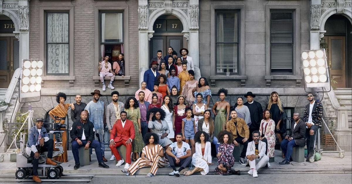 Netflix releases 'A Great Day in Hollywood' ad featuring all black creators and artists