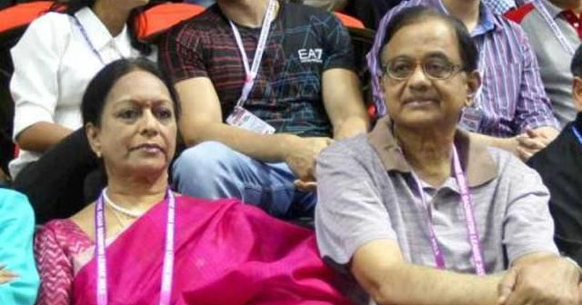 Bar Council of India issues notice to P Chidambaram, wife for misuse of senior advocate designation