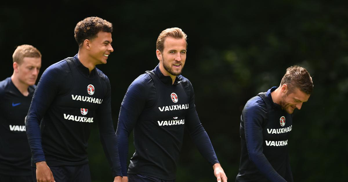 World Cup 2018: England team not divided by club loyalties any more, says captain Harry Kane