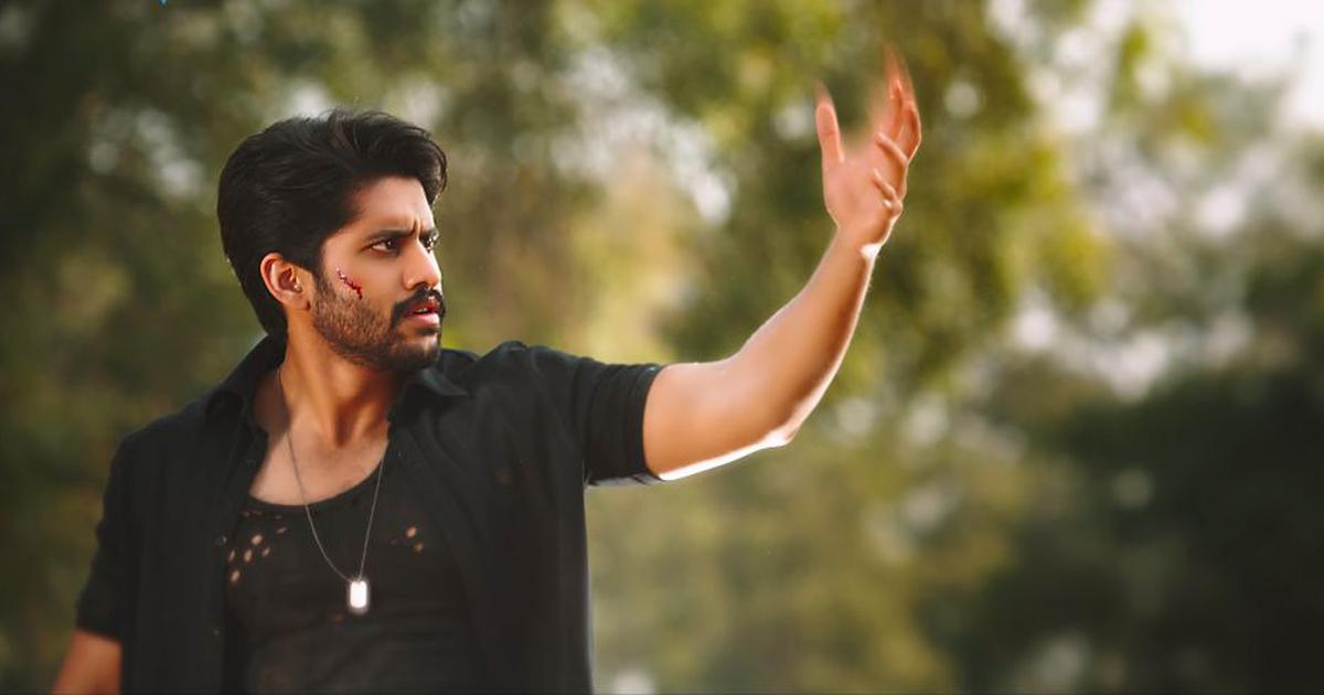 'Savyasachi' teaser: Naga Chaitanya in an unusual double act