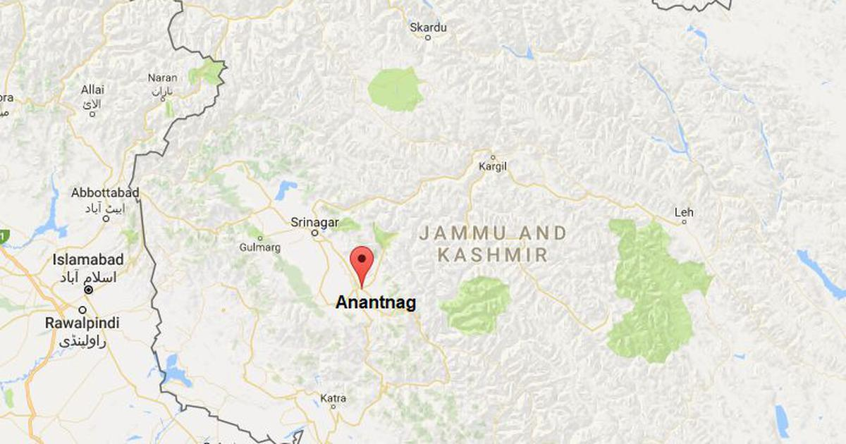 Jammu and Kashmir: Top Hizbul Mujahideen commander, aide killed in gunfight in Anantnag, say police