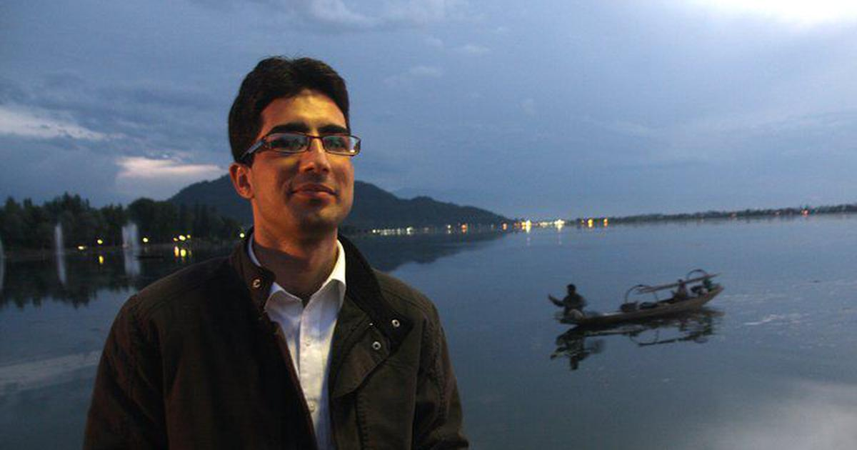 'A small act of defiance': Kashmiri IAS officer Shah Faesal explains why he left government service