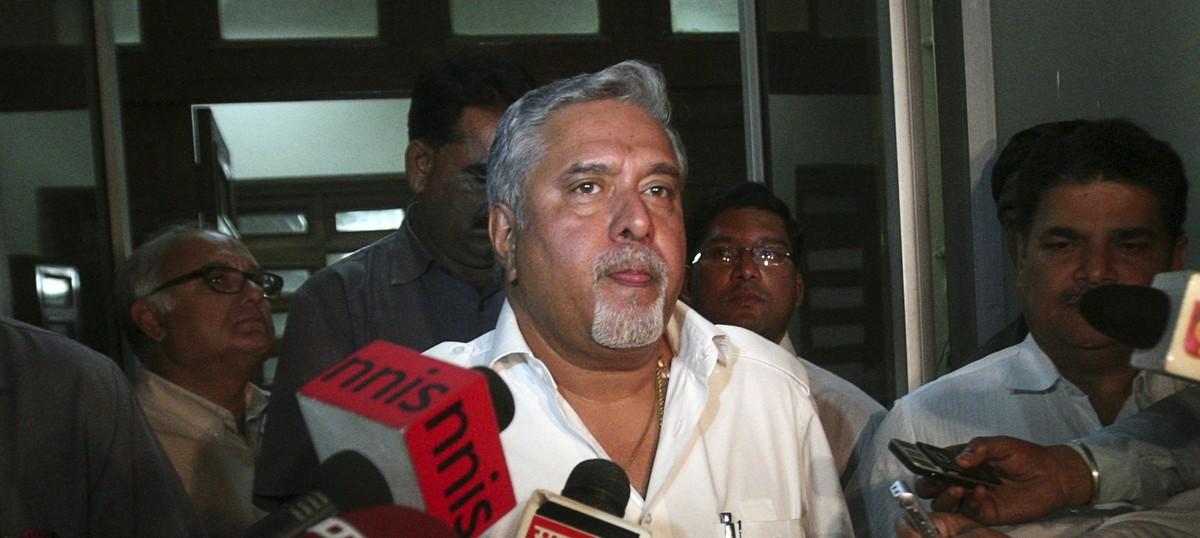 Vijay Mallya diverted around Rs 1,225 crore, says United Spirits Limited