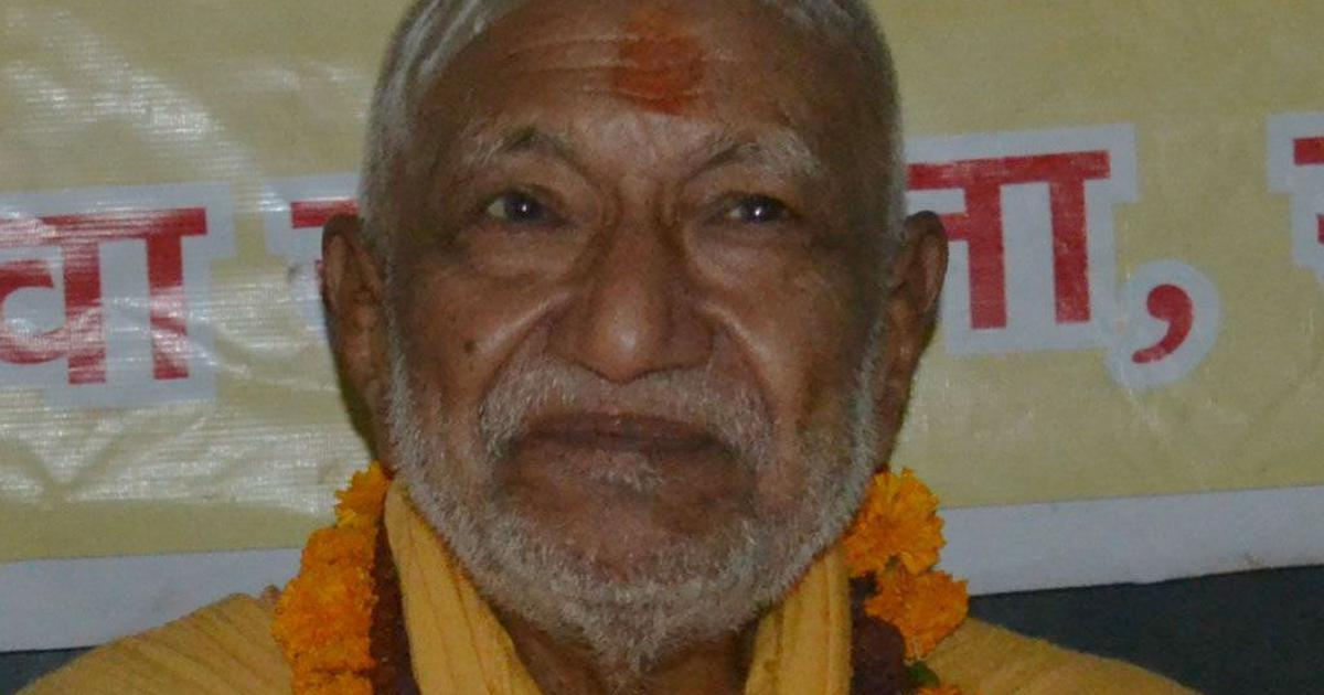 Environmentalist GD Agarwal, who was fasting to demand a clean Ganga, dies in Rishikesh