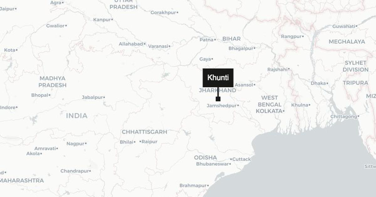 Jharkhand: Two arrested for abducting, raping five NGO workers in Khunti district