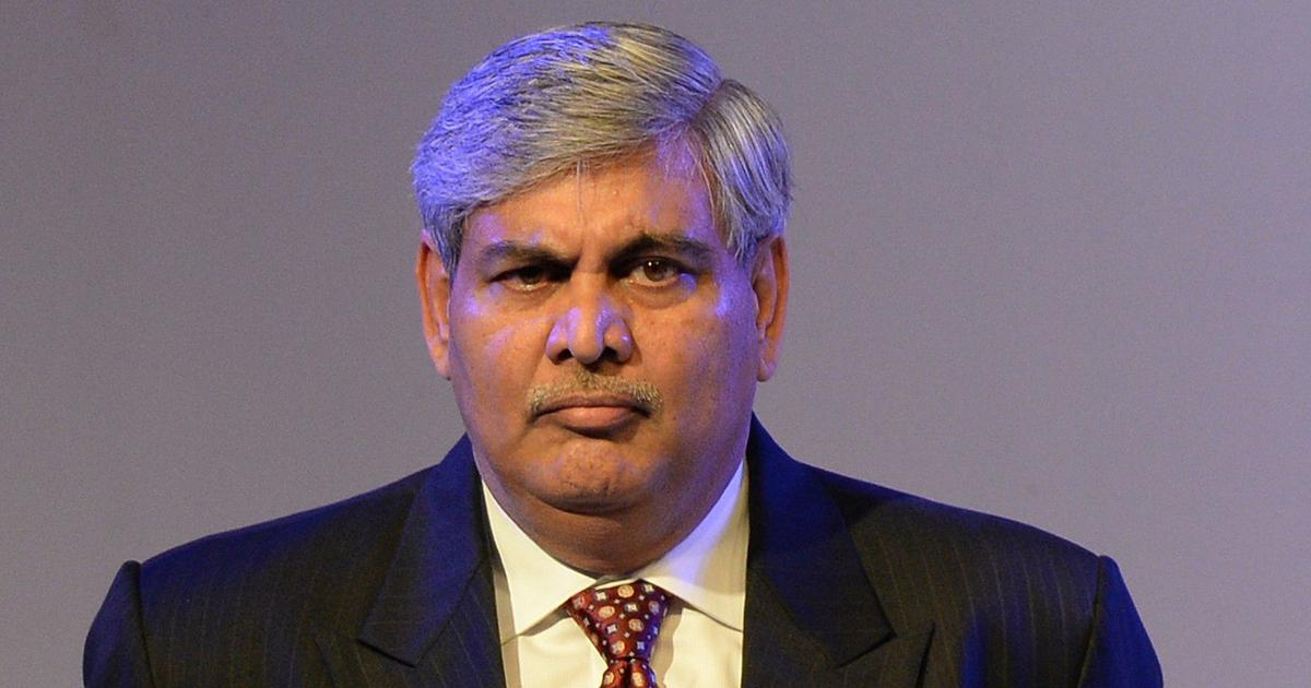 Shashank Manohar elected unopposed, to serve second term as ICC chairman