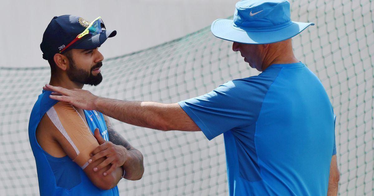 The Daily Fix: Virat Kohli needs to leave his anger behind when he walks off the field