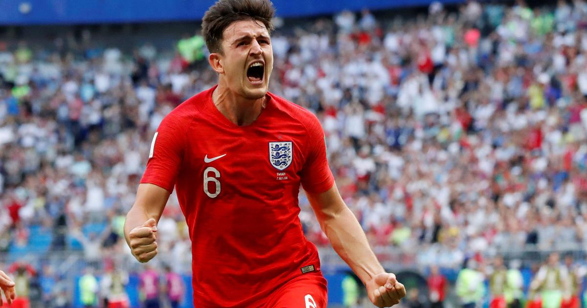 Image result for maguire world cup