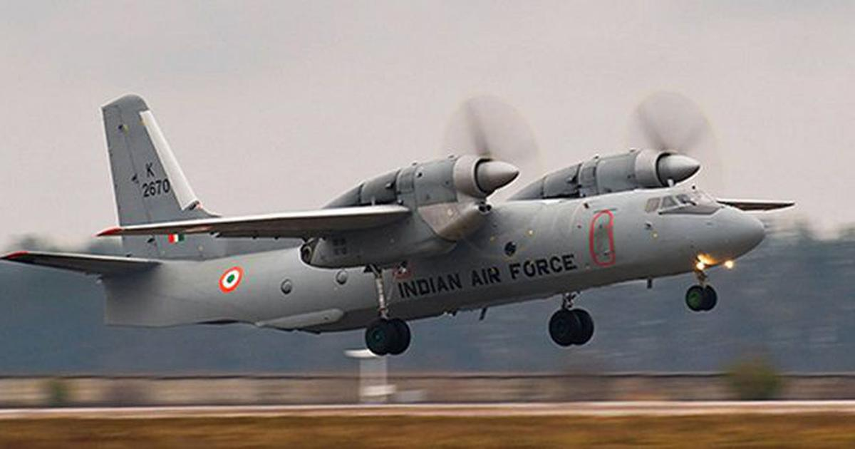 The big news: Search under way for missing IAF aircraft with 13 on board, and nine other top stories