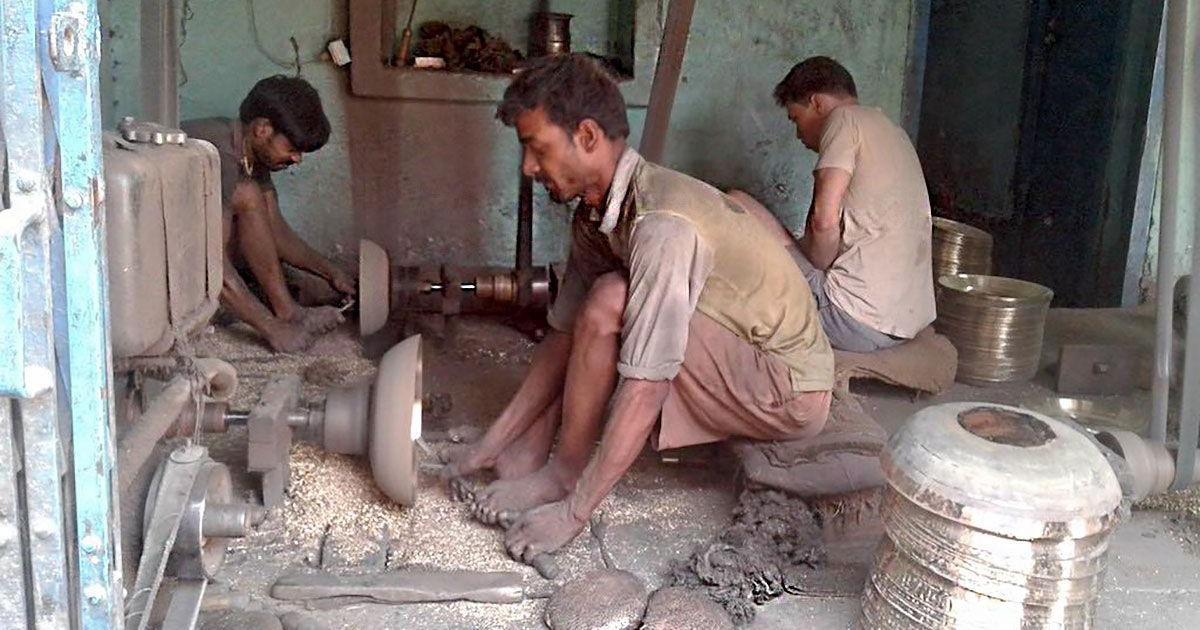 Shining success: How traditional makers of brass utensils brought prosperity to a Bihar village