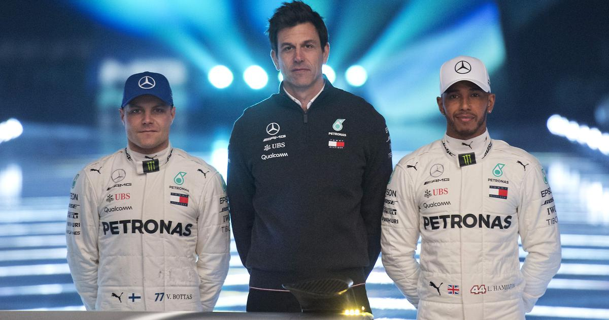 Team Mercedes needs a 'wake-up call' after Canadian Grand Prix, says boss Toto Wolff