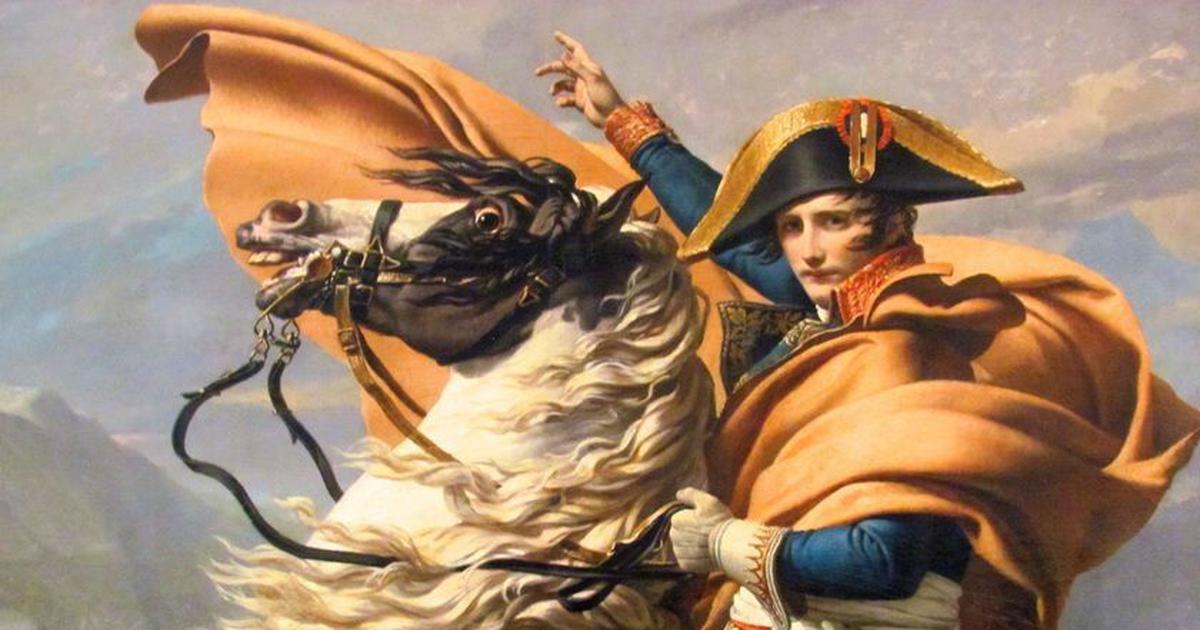 नेपोलियन : एक ऐसा योद्धा जिसे लोग आजादी और खुशियां देने वाला मसीहा समझते थे