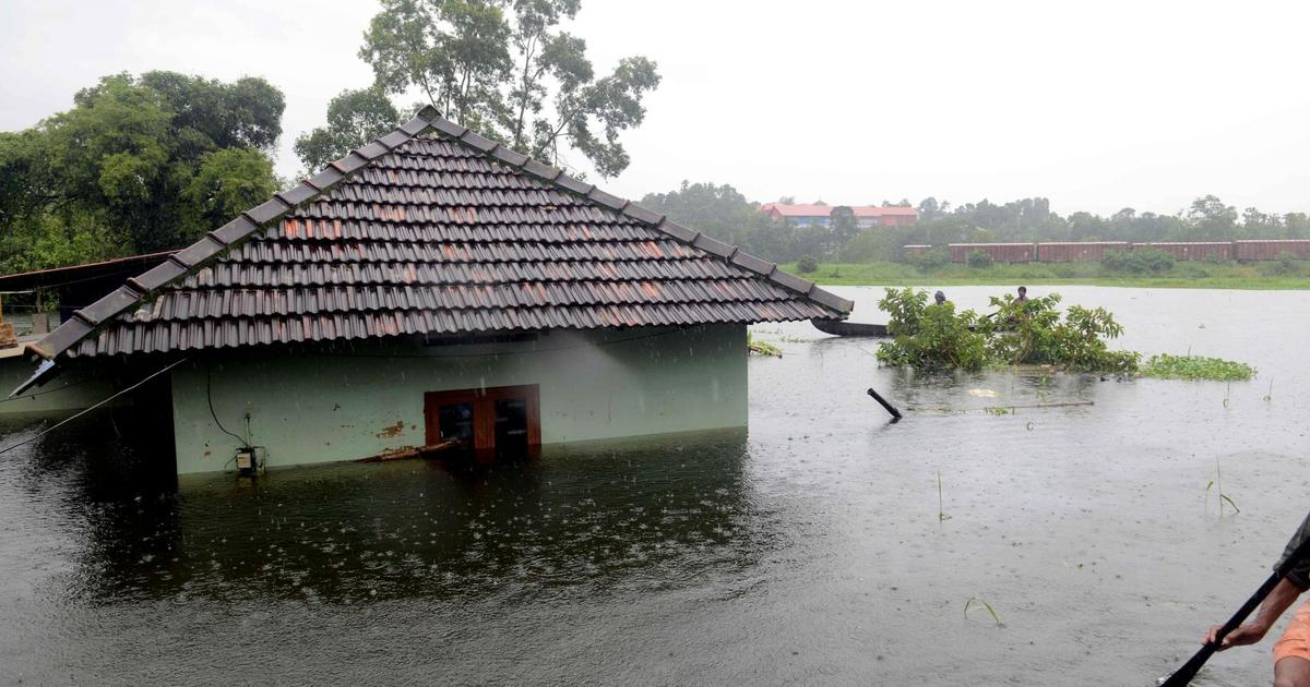Kerala: One person killed as downpour continues, IMD predicts more rain