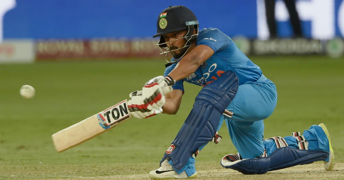 It's good to have many players compete for one all-rounder's spot, says India's Kedar Jadhav
