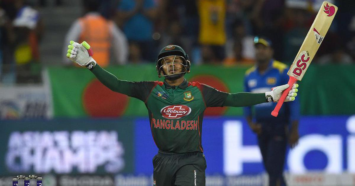 Asia Cup: Mushfiqur Rahim's career-best knock helps Bangladesh thrash Sri Lanka by 137 runs