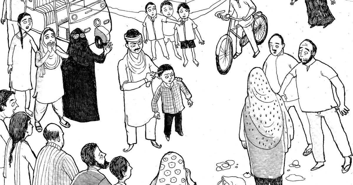 Muzaffarnagar riots: This graphic narrative tells the story of the courage of seven rape survivors