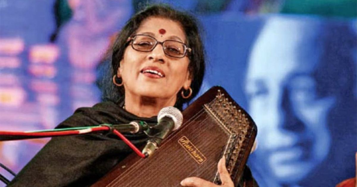 Kishori Amonkar (1932-2017): A musician of monumental sincerity
