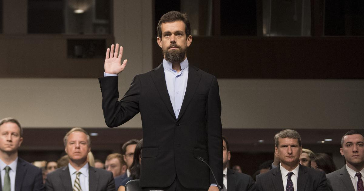 USA lawmakers grill Twitter CEO, Facebook's Sandberg