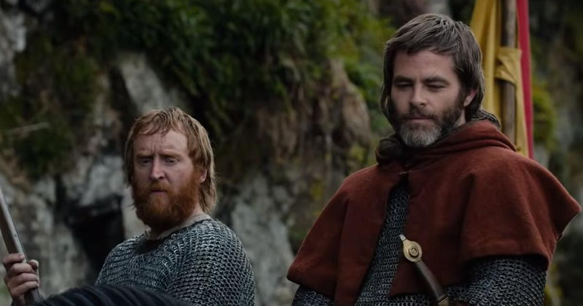 'Outlaw King' trailer: Chris Pine plays Scottish warrior Robert the Bruce