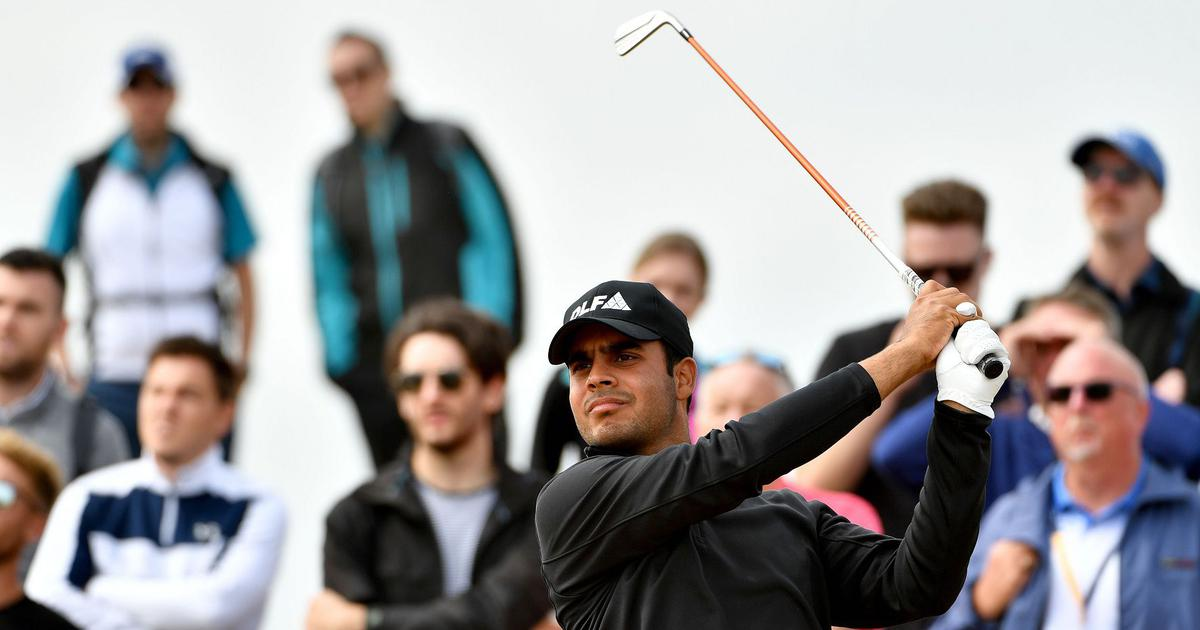 PGA Championship: Shubhankar Sharma registers his first below par score in Majors as Woodland leads