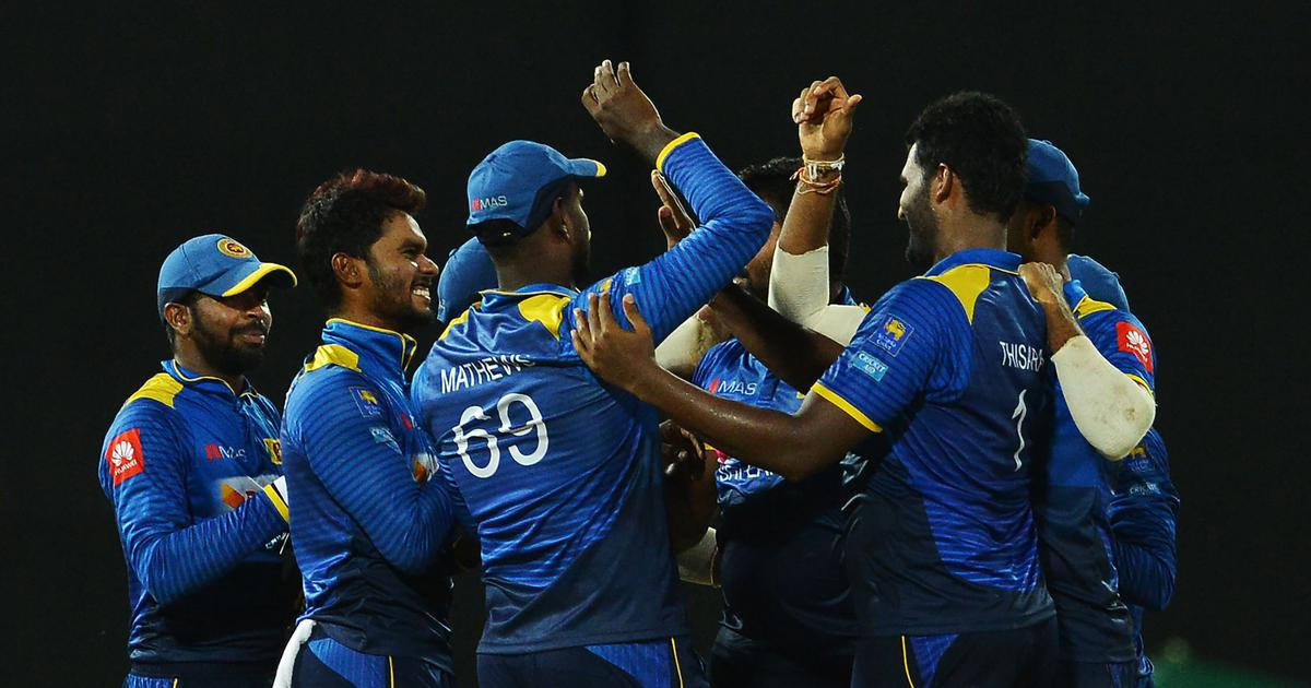 Mathews, Dananjaya lead Sri Lanka to comfortable 178-run win over South Africa in final ODI