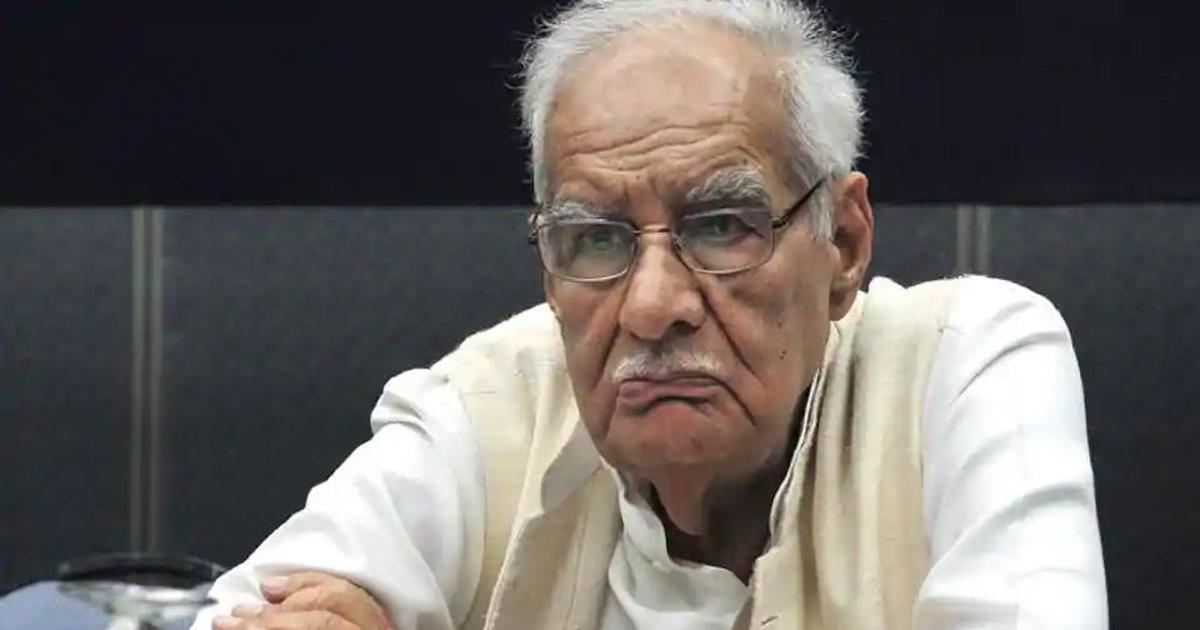Kuldip Nayar (1923-2018) revealed unpopular truths about politicians and power brokers in his memoir
