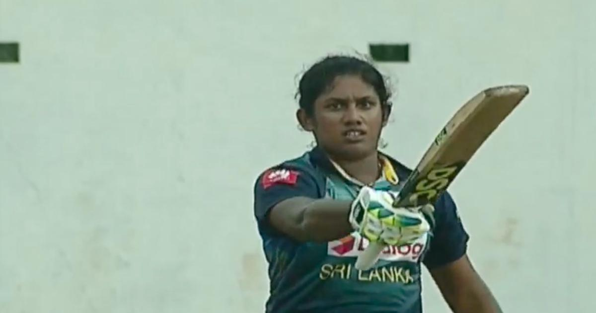 Atapattu's century cancels out Mithali's career-best ton, Sri Lanka win third ODI by 3 wickets