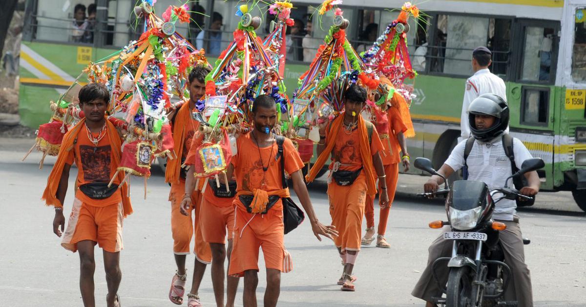 Amid coronavirus pandemic, Uttar Pradesh allows Kanwar Yatra from July 25