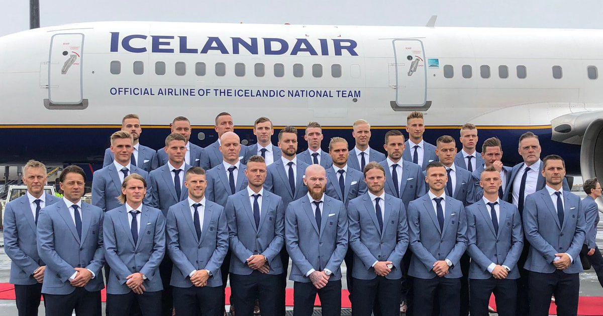 Iceland ready for 'game of our lives' against Argentina in World Cup debut