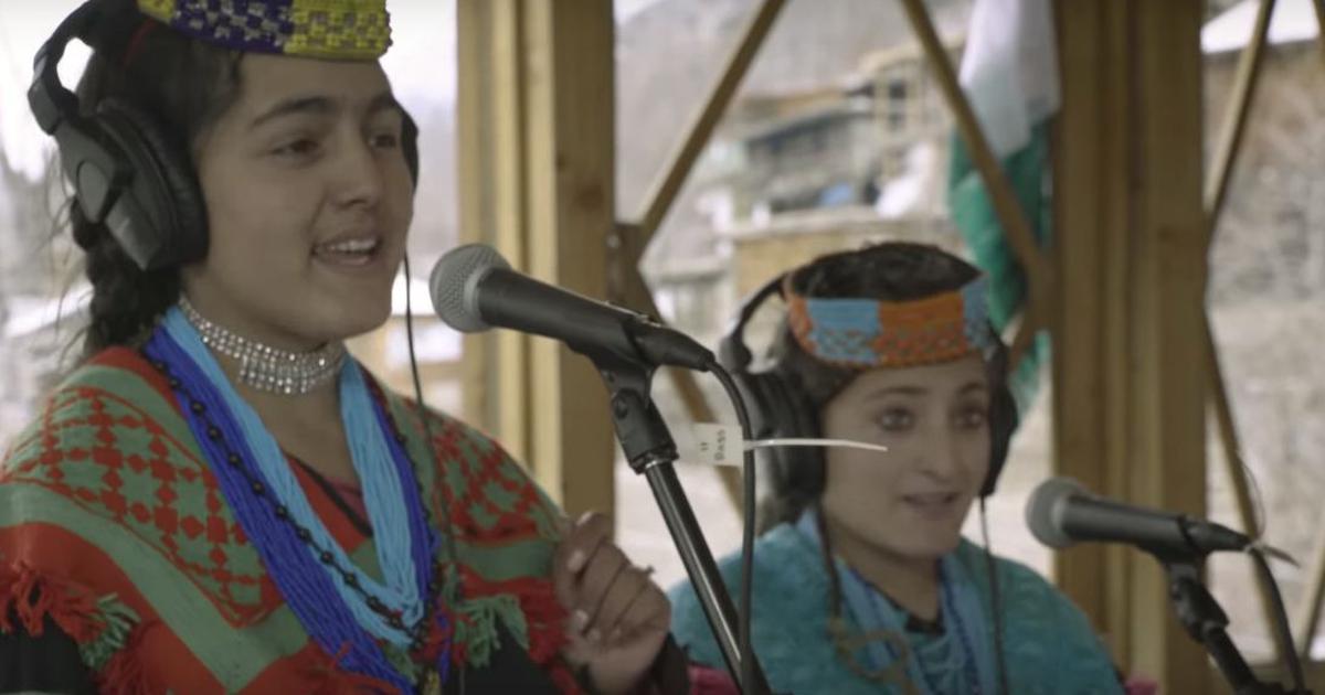Watch: 'Coke Studio Explorer' goes outdoors in its new season with folk song 'Pareek'
