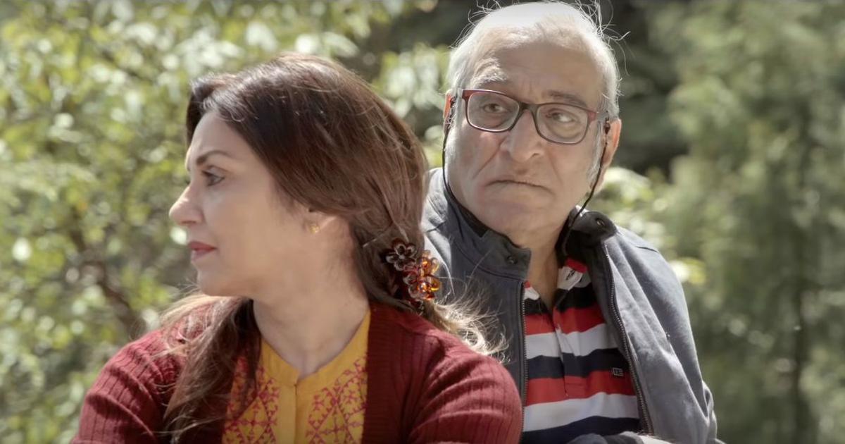 पुराना प्यार : यह लघु फिल्म बताती है कि बॉलीवुड ने मोहन अगाशे को जल्दी भुला देने की भूल की है