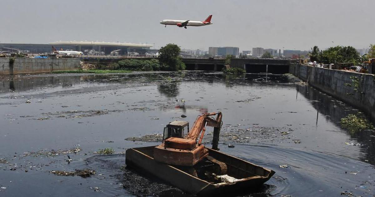 Mumbai flood: Development proposals are blocking natural drainage ...