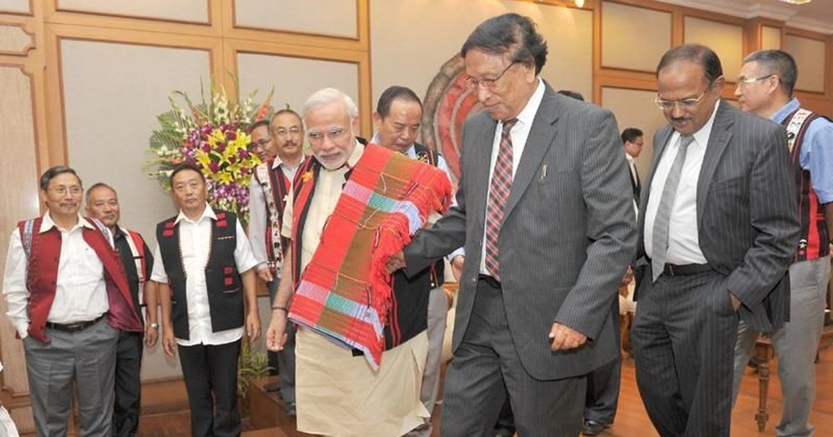 Naga talks: Interlocutor RN Ravi's 'deceptive handling' driving people away, says NSCN (I-M)