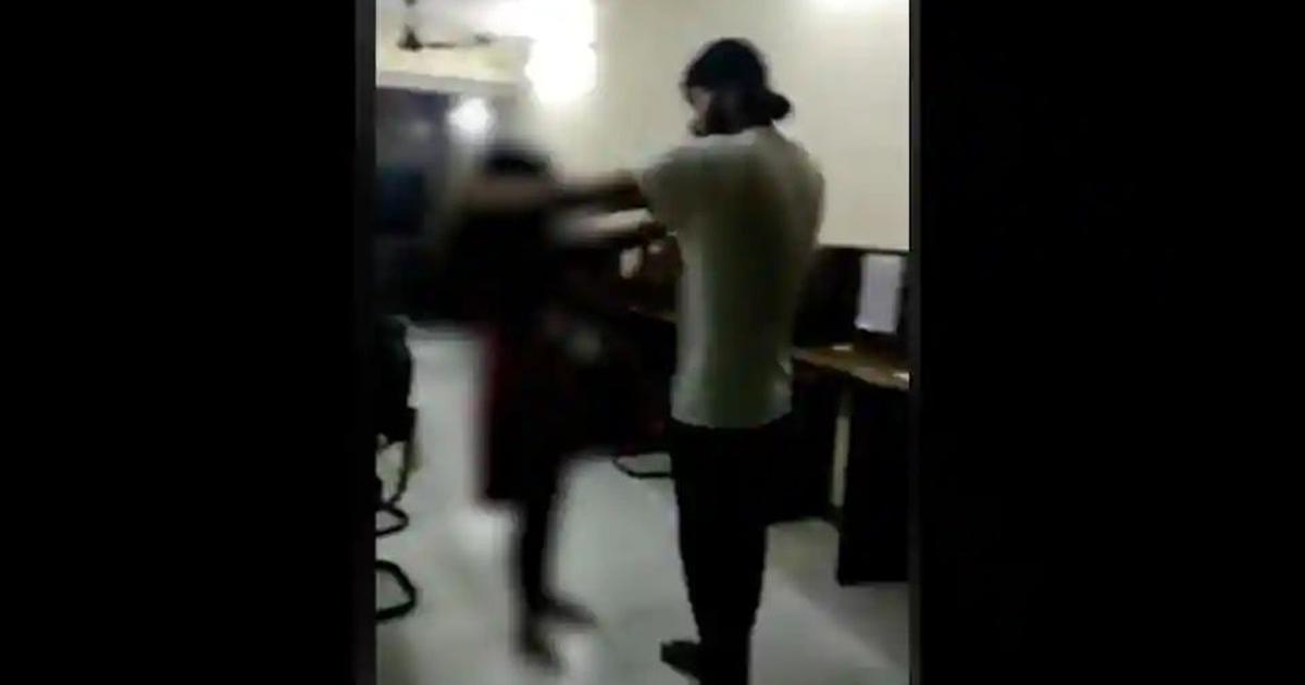 दिल्ली : राजनाथ सिंह के निर्देश के बाद लड़की की पिटाई करने वाला युवक गिरफ्तार
