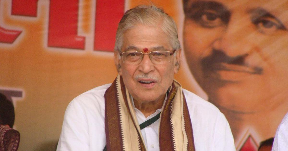 Election watch: BJP veteran Murli Manohar Joshi's Kanpur seat goes to UP minister