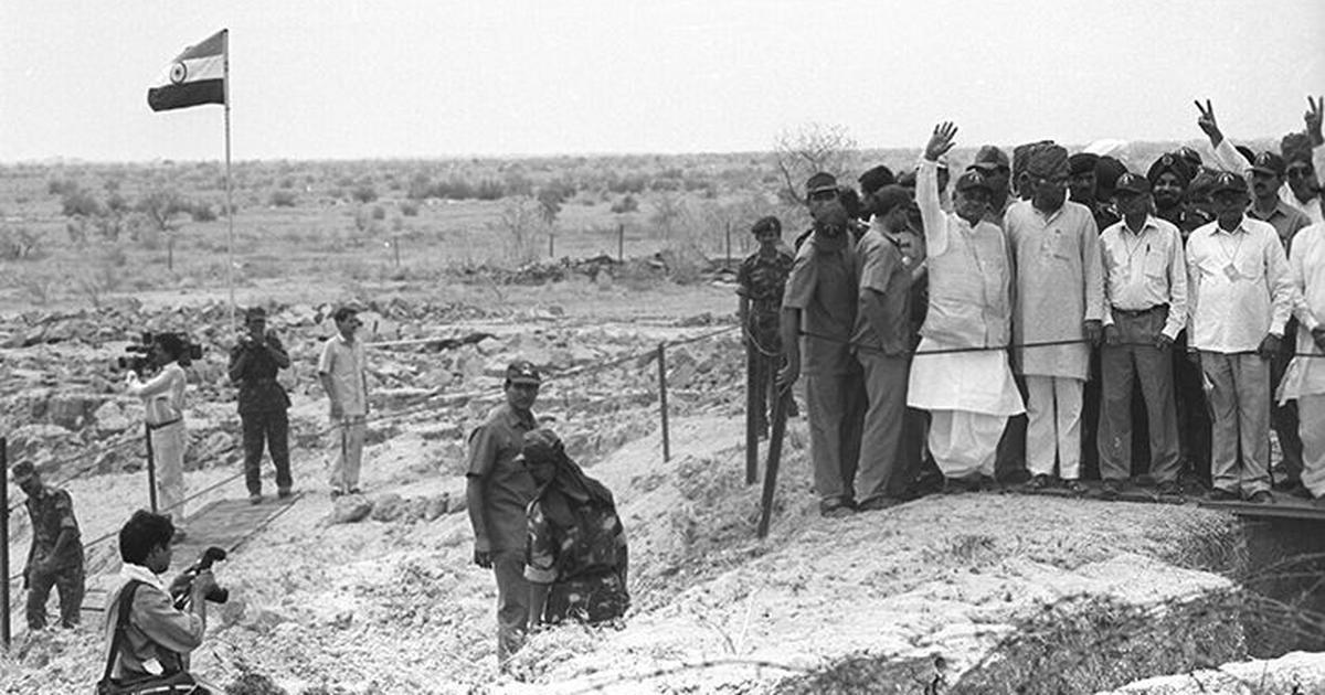 पोखरण-2 के गवाह रहे अधिकारियों ने कहा, भारतीय परमाणु प्रतिरक्षा प्रणाली की विश्वसनीयता घटी है