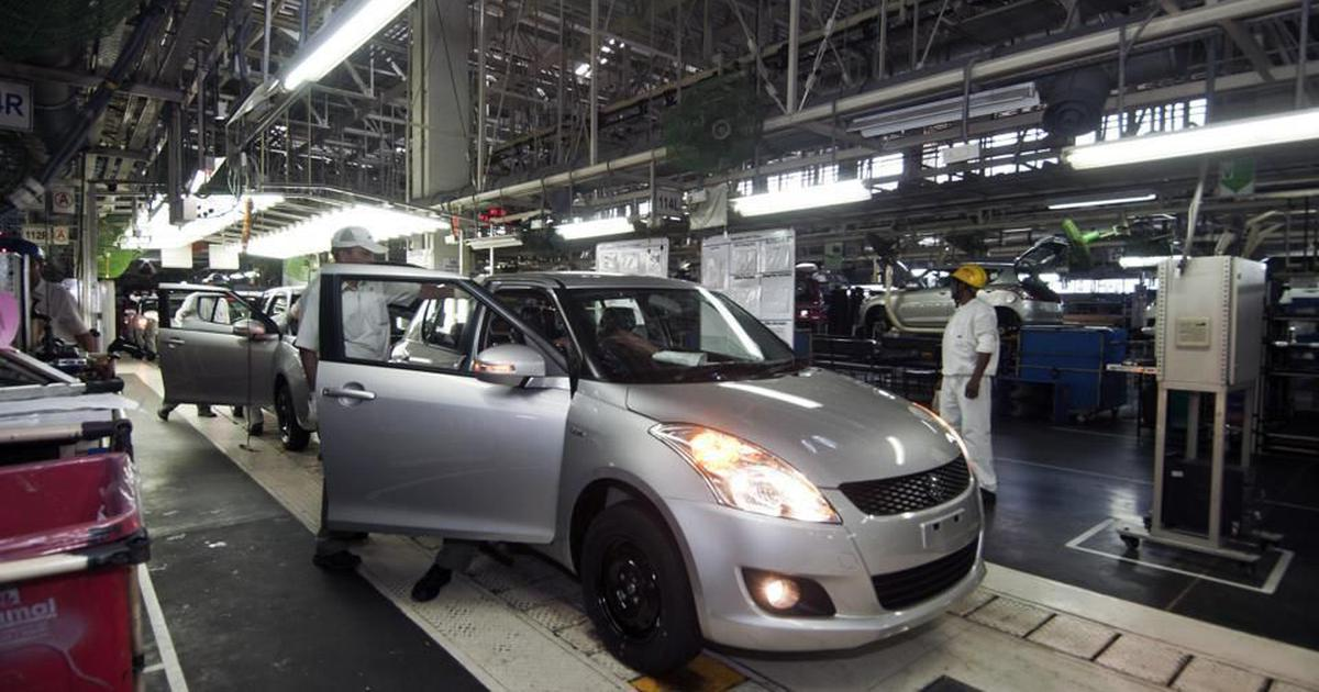 As Maruti Suzuki sputters, fears mount that India's auto sector may be slowing down