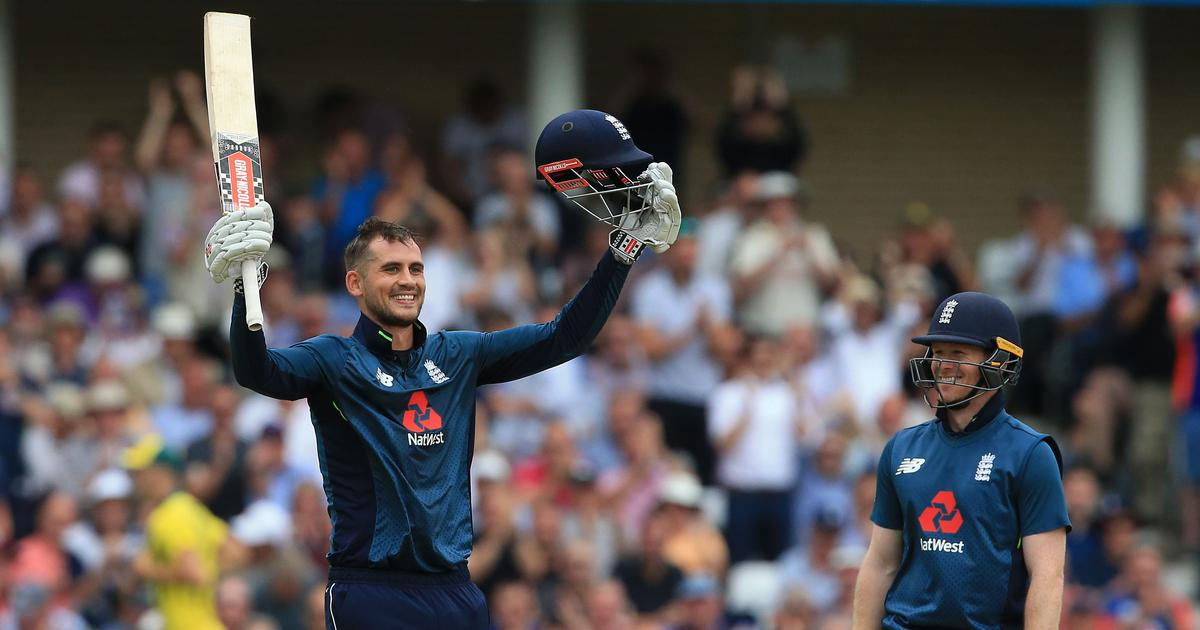 Will take more time for Alex Hales to make England return, says captain Eoin Morgan