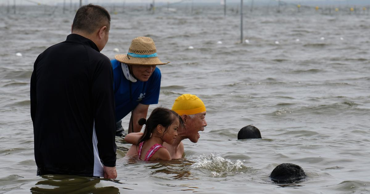 Clean up the beaches: The Olympic task facing Tokyo before 2020